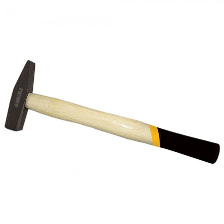 Молоток 500г слесарный деревянная ручка (дуб) Sigma