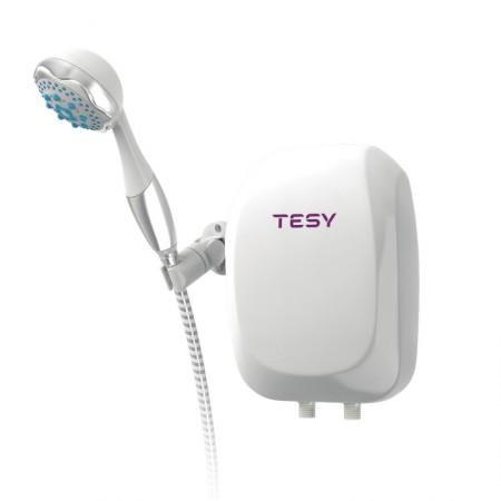Водонагреватель проточный TESY с душевой лейкой 5,0 кВт (IWH 50 X02 BA H)
