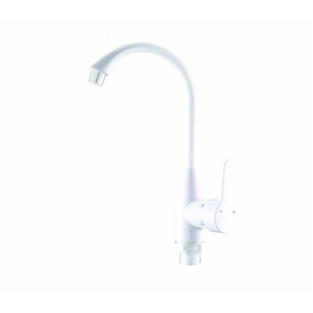 Смеситель для кухни SLT-C011W W SLAT