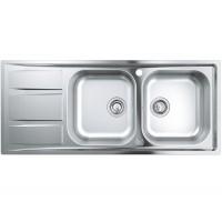 Кухонная мойка Grohe EX Sink 31587SD0 K400