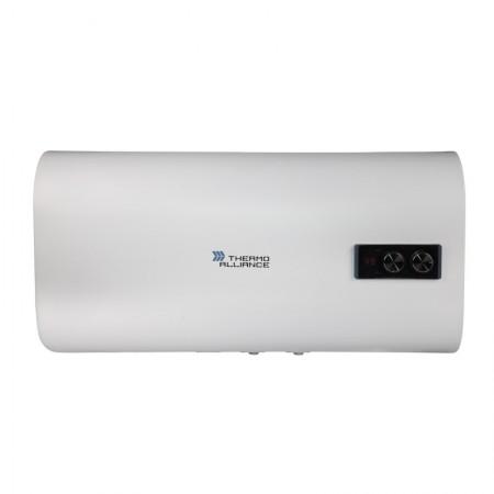 Электрический водонагреватель плоский Thermo Alliance 50 л мокрый ТЭН DT50H20G(PD)