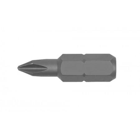 Набор бит Ph2x25мм ¼ 25шт S2 ULTRA (пласт кейс) (4010202)