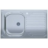 Мойка для кухни Wezer W8050L-06-160S нержавейка