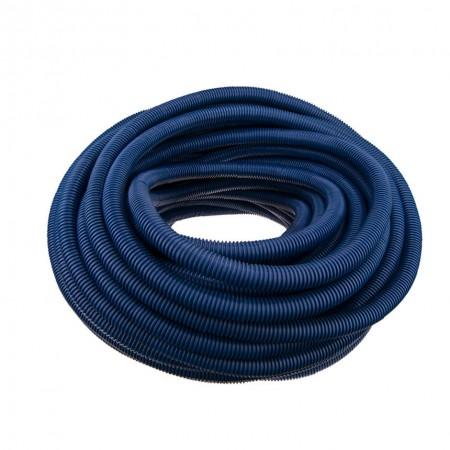 Гофротруба для изоляции 18-22 мм ITAL синяя 50м