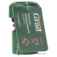 """Коннектор ½"""" быстросъёмный для шланга ¾"""" Grad (5016145)"""