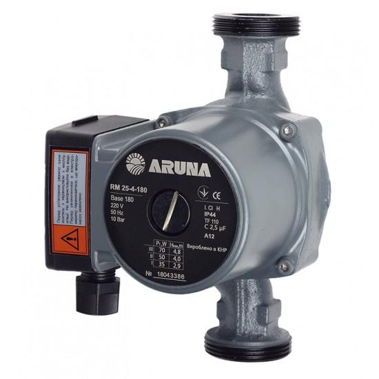 Циркуляционный насос ARUNA RM 25-4-180 + присоединительный комплект