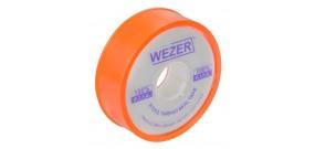 Фум лента Wezer 19 мм х 0,2мм х 20 м