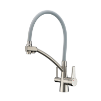 Смеситель для кухни с выходом для питьевой воды GAPPO G4398