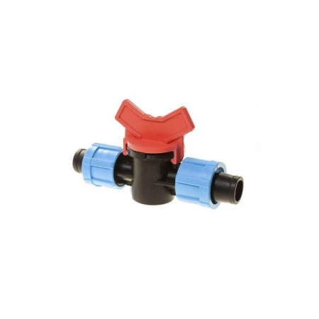 Кран соединительный SL-011-5 для ленты Drip Tape 50 шт