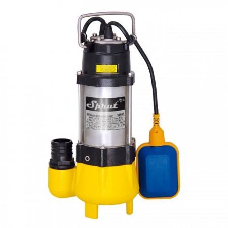 Дренажно-фекальный насос V250F Sprut