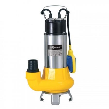 Дренажно-фекальный насос V1100 Sprut